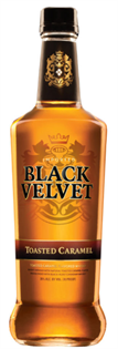 Black Velvet Canadian Whisky Toasted Caramel 1.00l